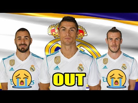 5 Players Who Could Leave Real Madrid In Summer 2018