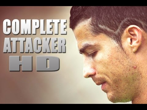 Cristiano Ronaldo ● Complete Attacker 2013 HD