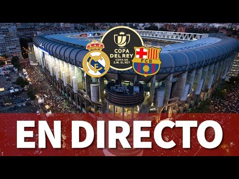 Real Madrid vs Barcelona| En DIRECTO previa del CLÁSICO desde el Bernabéu I Diario AS