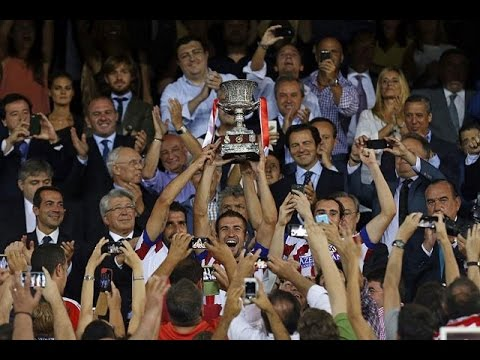 Real Madrid vs Atlético de Madrid | Supercopa de España 2014 | Resumen HD