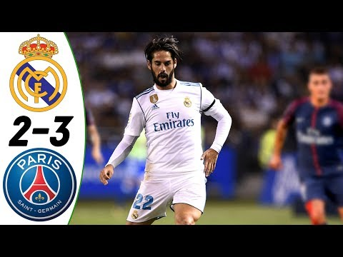 Real Madrid vs PSG 2:3 – All Goals & Extended Highlights RESUMEN & GOLES (Last 2 Matches) HD