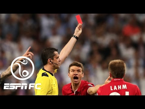 FC Crew Rips Real Madrid-Bayern Munich Referee | ESPN FC