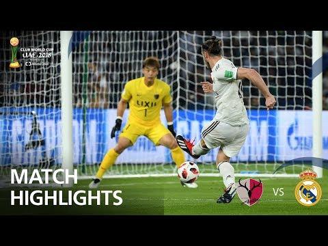 Kashima Antlers v Real Madrid – MATCH 6