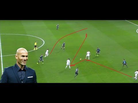 12 Serangan Real Madrid Paling Cepat Dan Skill Hebat DIbawah Pelatih Zidane