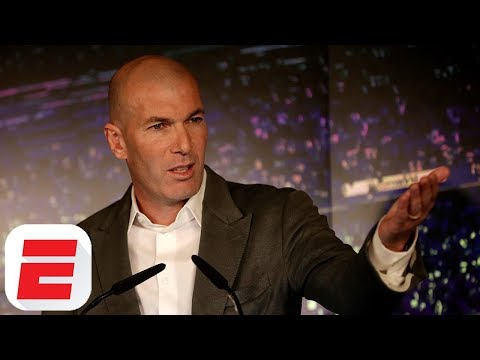 Zinedine Zidane Shuts Down Talk Of Cristiano Ronaldo Returning To Real Madrid