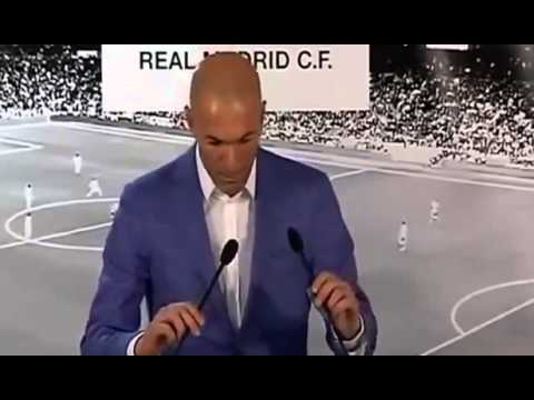 Latest 2016 news Zinedin zidan realmadrid coach