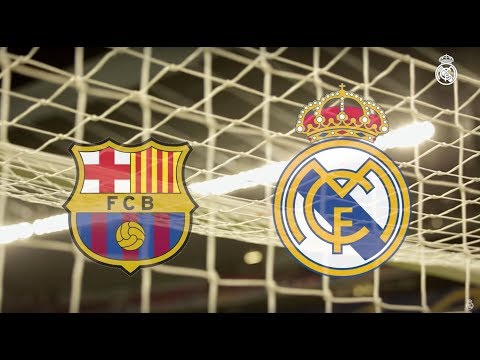 EL CLÁSICO | Barcelona vs Real Madrid warm-up LIVE