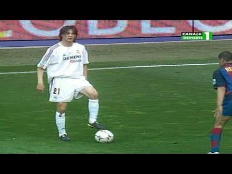 Santiago Solari Crazy Skills – Show ● Real Madrid 2000-2005