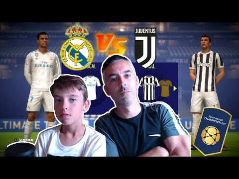 REAL MADRID VS JUVENTUS – INTERNATIONAL CHAMPIONS CUP 2018
