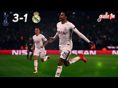 Real Madrid vs Tottenham 3-1 Resumen & Goles | Goals & Highlights