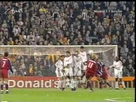 Real Madrid v Bayern 2000 (Pt. 2)