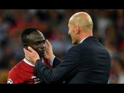 Réal Madrid: Sadio Mané, première recrue de Zinédine Zidane ?