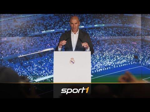50 Millionen! Erster Star-Transfer für Zidane ist fix | SPORT1 – TRANSFERMARKT