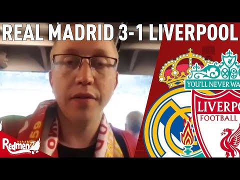 We'll Be Back! | Real Madrid v Liverpool 3-1 | Chris' Match Reaction