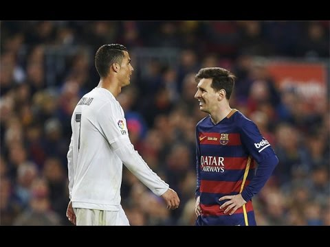 Lionel Messi vs Cristiano Ronaldo – El Clasico Battle