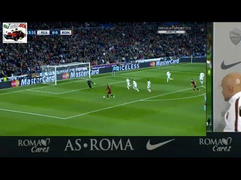 DZEKO NON SEGNA MAI – Parodia Real Madrid Roma