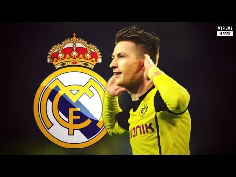 Marco Reus Destroying Real Madrid 2012-2016 HD