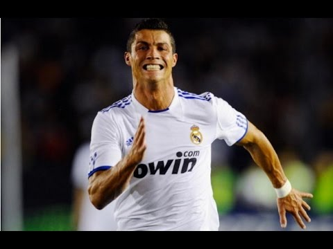 The Legendary Speed of Cristiano Ronaldo – Real Madrid