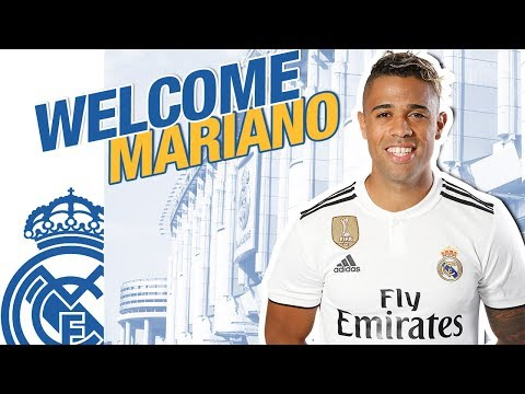 Mariano | NEW REAL MADRID PLAYER