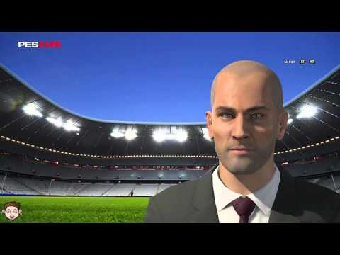 ZIDANE [DT. Real Madrid] [PES 2016]