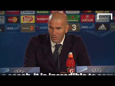 My biggest night as coach – Zidane   Real Madrid 3-0 Wolfsburg