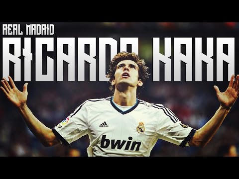 Ricardo Kaká – Dribbling Runs, Skills & Goals & Assists – Real Madrid
