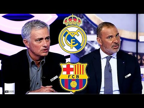 Real Madrid vs Barcelona 0-1 Post Match Anaysis With Mourinho