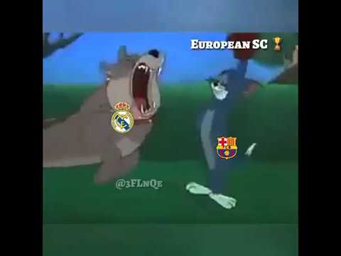 Every match ever -FCB vs Real Madrid