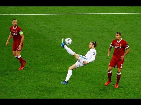 Real Madrid vs Liverpool 3-1 All Goals Final Champions 26/05/2018