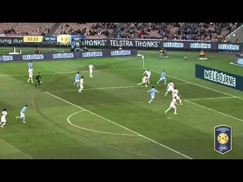 AS Roma VS Manchester City ( ICC 2015 ) [ FULL HIGHLISGHTS ]