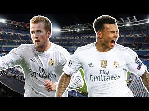 Real Madrid To Raid Spurs For Alli & Kane? | Transfer Talk