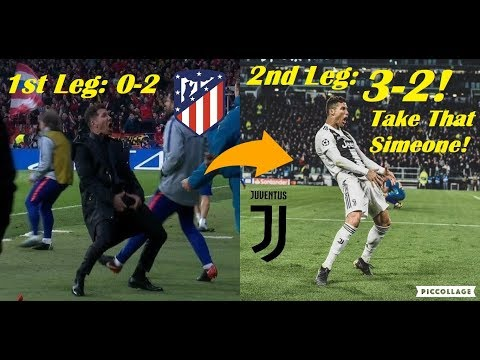 Revenge & Karma Between Football Stars Ft. Cristiano Ronaldo & Diego Simeone