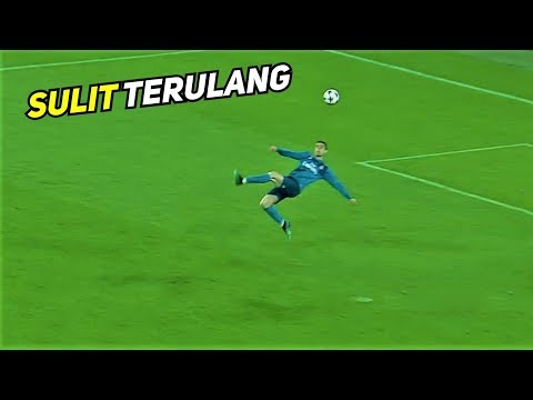Detik-detik Cristiano Ronaldo Membuat Dunia Tercengang