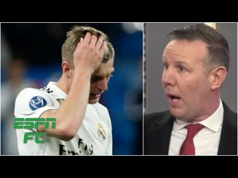 Craig Burley goes off on Real Madrid's 'arrogance' after 4-1 loss vs. Ajax | Champions League