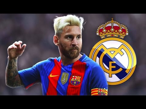 OMFG MESSI TO JOIN REAL MADRID!!! CRAZY TRANSFERS