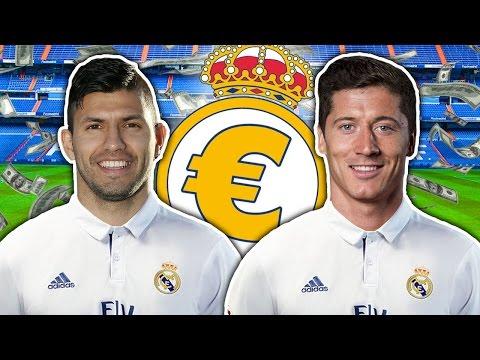 Real Madrid'in Transfer Etmek İstediği Forvetler