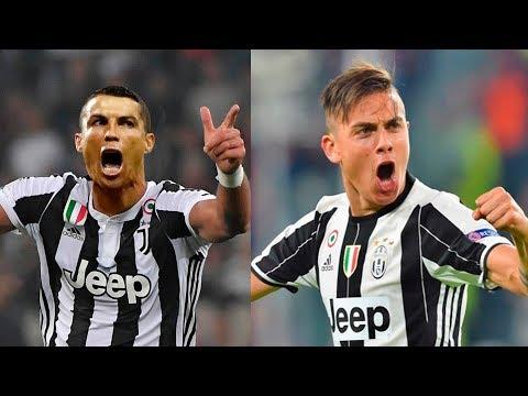 Cristiano Ronaldo & Paulo Dybala – Juventus Duo 2018/2019