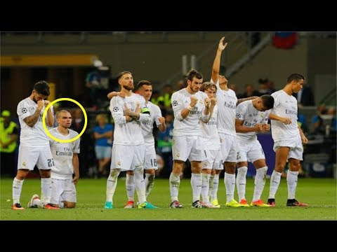 SERUU!! Adu Penalti Real Madrid vs Atletico Madrid Paling Mencekam
