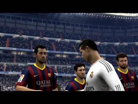 (PS4)FIFA 15 | ELCLASICO# Real Madrid Vs Barcelona| FULL GAMEPLAY [PlayStation 4 1080p HD Next Gen]