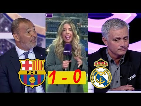 Real Madrid vs Barcelona 0 -1  Mourinho Full Match Analysis