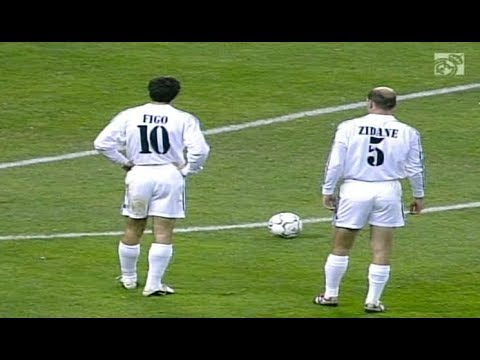 Real Madrid Galácticos Top 30 Ridiculous Goals