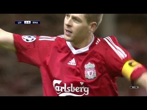 Liverpool 4-0 Real Madrid – UCL 2008/2009 [HD][50fps]