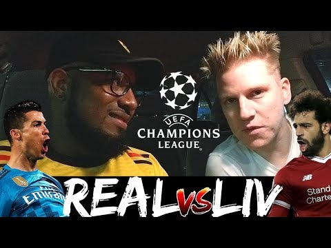 Real Madrid vs Liverpool 2017/18 UEFA Champions League Final Prediction