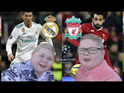 Champions league Sending (Real Madrid vs Liverpool)