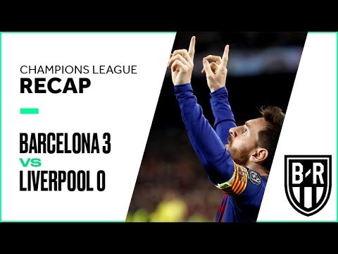 Barcelona 3-0 Liverpool: Champions League Recap with Highlights, Goals and Best Moments