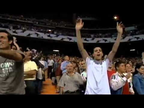 Roberto Carlos Goal 4-2 Real Madrid vs AS Roma (28/09/2004)