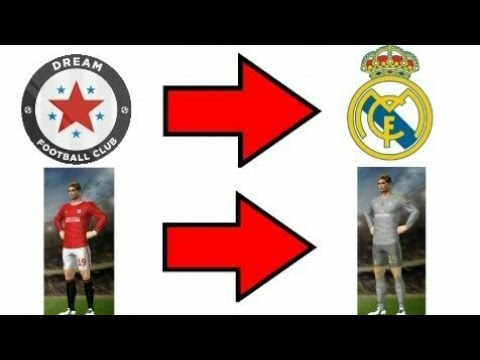 How to download Real Madrid kit in dream league soccer 2018