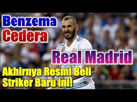 Karim Benzema C3d3ra, Real Madrid Akhirnya Resmi Beli Striker Baru ini!