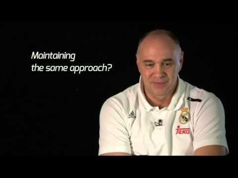 Pre-season Interview: Coach Pablo Laso, Real Madrid