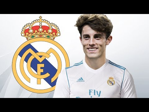 Alvaro Odriozola ● Welcome to Real Madrid 2018 ● Defensive Skills, Runs, Tackles & Assists 🇪🇸🔥